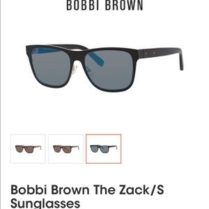 Bobbi Brown The Zack Sunglasses